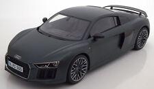 Premium Classixxs 2015 Audi R8 Matt Grey / Carbon in 1/12 Scale. New Release!