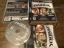 Tomb Raider Trilogy Sony PlayStation 3 2011 Used Ps3 Fun Video Game Free Us Ship
