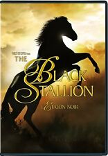 NEW DVD - THE BLACK STALLION - FRANCIS FORD COPPOLA - MICKEY ROONEY , TERI GARR