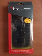 FUSE PHONE SHELL CASE for SAMSUNG GALAXY S3 (Black)