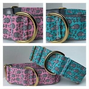 Boomerjacks Prickles Martingale Collar/Greyhound/Whippet//Many Breeds
