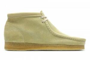 Clarks Originals Men's Maple Suede Wallabee Boots 26155516