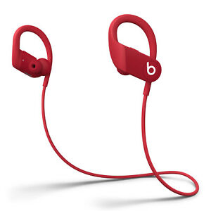 Beats by Dr. Dre Powerbeats High-Performance Wireless Red In Ear Headphones