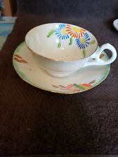 VINTAGE TEA CUP/SAUCER MADE IN ENGLAND