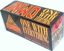 Illuminati New World Order One With Everything INWO 450 Cards Games Factory BOOK