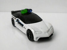°° Hot Wheels - Pontiac Rageous - 1998 - Polizei - Police - weiß °°
