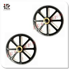 2X LOWER MAIN GEAR FOR DOUBLE HORSE DH 9051 RC HELICOPTER PARTS DH9051-15