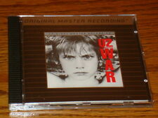 U2 War MFSL Gold CD