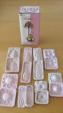 Flower Molds 3D KIT Foam Craft, Moldes DE Flores de Foamy/FOFUCHAS+ FREE GIFT