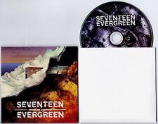 SEVENTEEN EVERGREEN Steady On Scientist UK 8tk promo CD