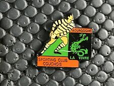 PINS PIN BADGE SPORT RUGBY CLUB COUCHOIS