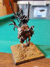 Wood Elf Wanderers Lord on Great Stag Warhammer Fantasy Age of Sigmar METAL OOP