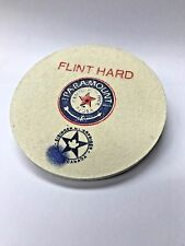 Felt Polishing Wheel 4 x 1/4  Flint Hard with a Pin Hole Jewelry Polish Clean