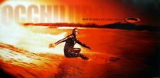 Oakley 2001 Huge Mark Occhilupo surf promo poster Flawless New old stock