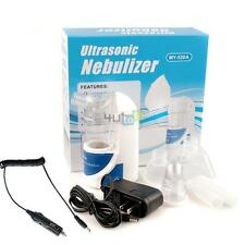 Portable Ultrasonic Nebulizer Handheld Mist Respirator Humidifie & Car charger