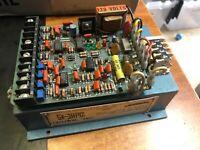 B/&B Nova PD DC Motor Speed Control SH 105 1//15 HP 115v KB