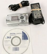 Canon PowerShot A470 Camera and Accessories Parts Repair or Use