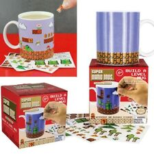 Tazza in ceramica Super Mario Bros. Build A Level Mug Nintendo
