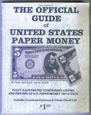 The Official Guide of US Paper Money (1968) by Theodore Kemm