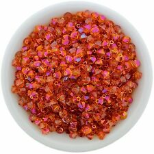 Swarovski Crystal 5328 XILION Bicones 3mm - CRYSTAL ASTRAL PINK (24 PCS)