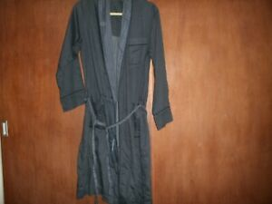 David Gandy For Autograph Robe Dressing Gown   Small   chest 38- 40ins tie belt