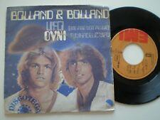 BOLLAND & BOLLAND Ufo / Funkadelic Man SPAIN 45 1979 Disco