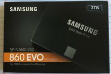 "Samsung 860 EVO - 2TB - 2.5"" SSD Drive - NEW & SEALED"