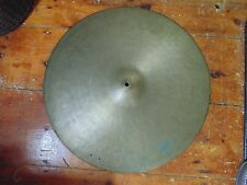 "22"" Zildjian K Istanbul ride cymbal Vintage approx 2830 g RARE"