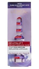 L'Oreal Revitalift Filler Replumping Ampoules with Pure Hyaluronic Acid
