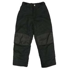 $45 NEW YOUTH Protection Systems SNOW PANTS sz MEDIUM Snowpants BLACK