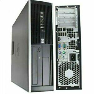 PC COMPUTER FISSO USATO RICONDIZIONATO VARI MARCHI DUAL CORE 4 GB DDR3 250GB W10
