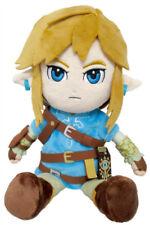 "Little Buddy 1638 Legend of Zelda Breath of the Wild Link 11"" Stuffed Plush Doll"