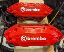 Brembo Front Calipers BMW E38