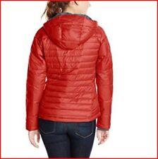 Columbia Women  Hooded Down Coat Jacket  M New