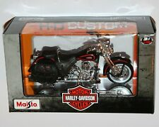 Maisto - Harley Davidson 1998 FLSTS HERITAGE SPRINGER - Model Scale 1:18