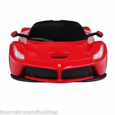 Licensed Ferrari LaFerrari 1:24 Scale Radio Remote Control RC Electric Car Toy