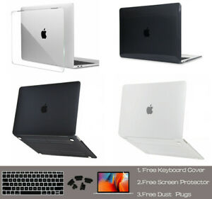 """For 2020 Macbook Air Pro 13"""" M1 Laptop Hard Case KB Cover Screen Protector Film"""