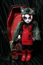 Living Dead Dolls Red Riding Hood Variant Scary Tales Little LDD sullenToys