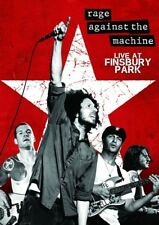 RAGE AGAINST THE MACHINE - LIVE AT FINSBURY PARK  DVD NEW!