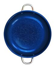 Blue Sapphire Frying Pan 14 inch Non Stick Induction Base New