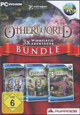 OTHERWORLD BUNDLE - 3 SPIELE - PC SPIEL - TOP ZUSTAND!!