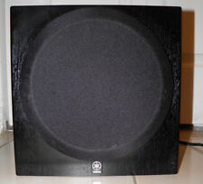 """Yamaha YST SW012 Powered Front Firing Active 8"""" Subwoofer Priced to Sell Today !"""