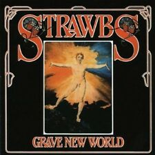 The Strawbs - Grave New World [New CD] Bonus Tracks, Rmst, Germany - Import