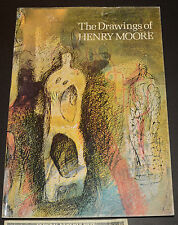 THE DRAWINGS OF HENRY MOORE 1977 TATE GALLERY AGO WILKINSON ART 4TH BOOK FREE