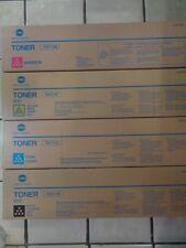 Konica Minolta Magenta High Definition Polymerized Toner Model #TN711M