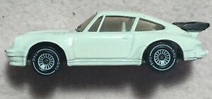 Vintage Siku Porsche 911 Turbo Model 1059 White West Germany HTF NEAR MINT
