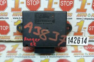 99 00 01 1999 2000 2001 FORD RANGER SEAT BELT RELAY SWITCH YL24-10D840-AB OEM