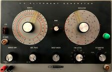 Heathkit Ig-52 Tv Alignment Generator - Tested, No Power, For Parts Only