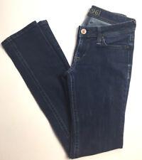 DL 1961 26 Kate 4 Way Stretch 360 Comfort Straight Leg Denim Jeans Size 26 28