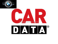 BMW Vehicle Data identification / Specification Optional Extras (My Car Check)